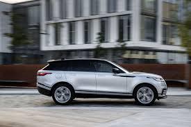 range rover velar vs sport 2018 range rover velar review autoweb
