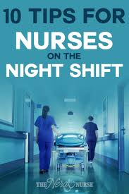10 tips for nurses on the night shift