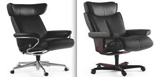 fauteuil de bureau stressless lance une gamme de fauteuils de bureau confort assuré
