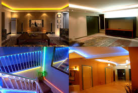 led ceiling strip lights how to install led strip lights