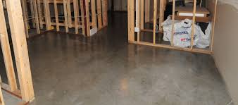 finish basement floor and and modern basement concrete floors we
