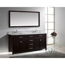 italian bathroom vanities virtu usa md 2072 wmsq caroline 72 double square sinks bathroom