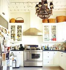 How To Decorate Above Cabinets by Above The Cabinets Little Green Notebook