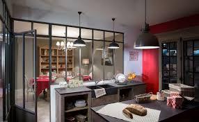 verriere atelier cuisine verrière intérieure la nouvelle tendance déco travaux com