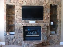 stone wall fireplace outstanding fireplace stone wall photos best ideas interior