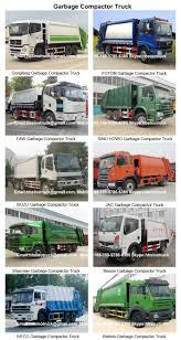 china isuzu 4cbm waste compression truck manufacturers