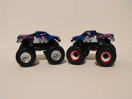 toy bigfoot monster truck custom 1 64 monster jam trucks and arena page 2