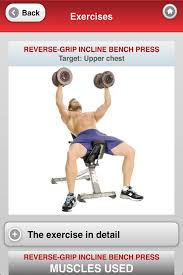 Bench Abs Workout Muscle Building Chest U0026 Abs Android Apps On Google Play