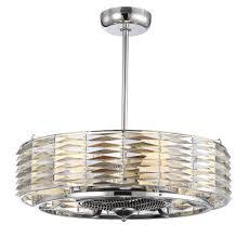 home interior lighting ideas lighting ceiling fan chandelier light kit in cool glass material