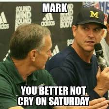 Michigan Memes - 421 best go blue michigan wolverines images on pinterest collage