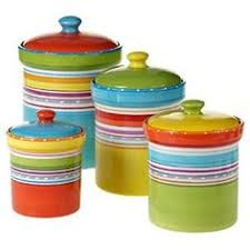 canisters and jars 20654 ceramic canister set 3 kitchen storage