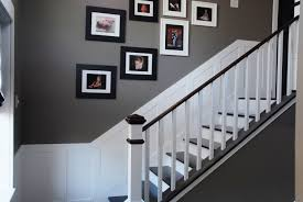 Wainscoting On Stairs Ideas A Better First Impression Batten Board And Stairways