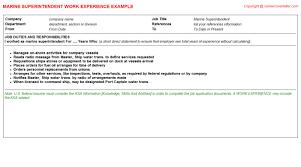 ksa resume examples dock worker cover letter