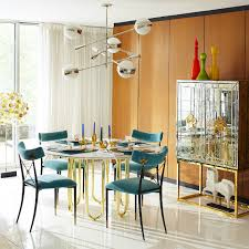 Modern Round Dining Room Table - Modern round dining room table