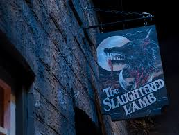 silent hill halloween horror nights the slaughtered lamb pub from u0027an american werewolf in london