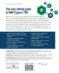 buy ibm cognos tm1 the official guide book online at low prices in