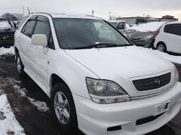 used toyota harrier 2001 best price for sale and export in united