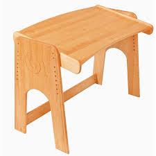 Schreibtisch Holz Tino
