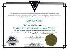 Certified Professional Resume Writers Professional Association Of Resume Writers And Career Coaches