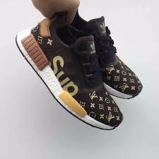supreme x louis vuitton x adidas nmd r1 men u0027s fashion footwear