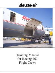 767 training manual lauda air 1999 turbine engine failure