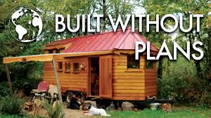 travis build his own tiny house on wheels he started with a water
