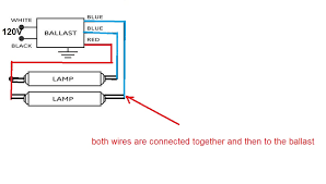 wiring diagram proline t12 ballast wiring diagram one bulb