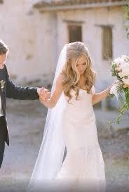 Hochsteckfrisurenen Brautfrisuren Schleier by 25 Bästa Hochzeitsfrisur Schleier Idéerna På