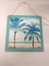 palm tree decor ebay