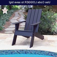 Polywood Long Island Recycled Plastic Recycled Plastic Adirondack Chair Kits Patio Seating Ideas