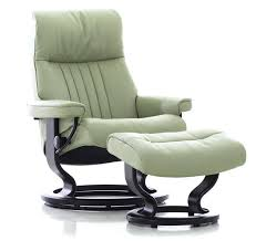 Chair W Ottoman Ergonomic Leather Chair With Ottoman Stylish Leather Chair And
