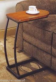 coaster sofa couch tray table watch tv eat drink play games
