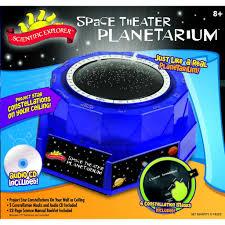 Solar System Night Light Space Theater Planetarium Kids Science Toys By Scientific Explorer