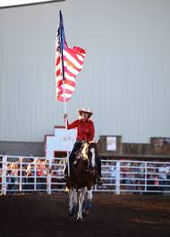 Praise Flags For Sale How To Carry The American Flag For Rodeo Grand Entry In 7 Easy