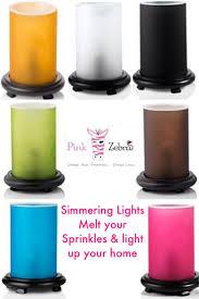 32 best pink zebra home decor and fragrance images on pinterest
