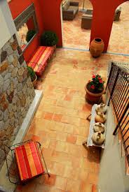 terra cotta and saltillo flooring and pavers products
