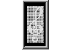 Room Decorating Ideas For Rock Music Lovers 10 Free Music Crochet Patterns