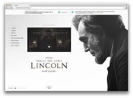 Home Web Design Inspiration Web Design Inspiration Lincoln Ui Ux Pinterest Web Design