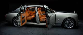 2018 rolls royce phantom revealed a 450 000 car with a built in