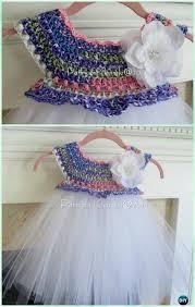 diy crochet tutu dress bodice free patterns