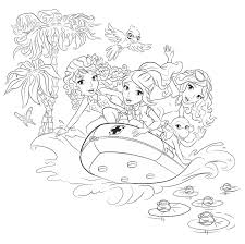 lego friends coloring page coloring pages online