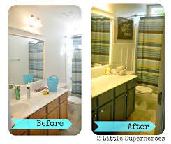 187 boys bathroom makeover 2 little supeheroes2 little supeheroes