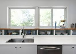 before and after modern galley kitchen u2013 design sponge
