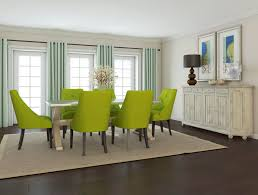 green living room chair favorite 29 pictures dining room decorating ideas green home devotee