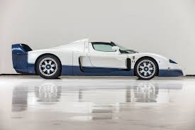maserati mc12 the maserati mc12 makes the enzo look common by comparison