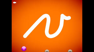 learn cursive writing with letter the letter v youtube