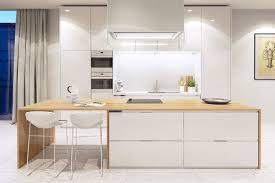 cuisine bois et blanche cuisine blanche et bois clair mh home design 8 jun 18 10 38 59
