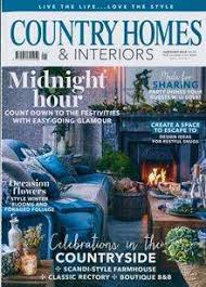 country homes and interiors uk buy country homes interiors uk edition subscription media