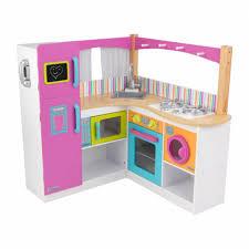 Kidkraft Urban Espresso Kitchen - kitchen glamorous kidkraft grand gourmet corner kitchen play set