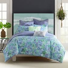 Sizes Of Duvet Covers Amy Sia Sea Of Glass Reversible Duvet Cover Assorted Sizes